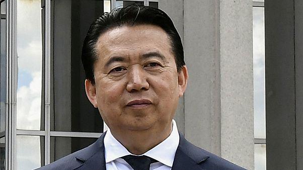 Başkanı kayıp olan Interpol: Konu Çin ve Fransız yetkilileri ilgilendiriyor