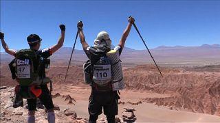 El Atacama Crossing, una maratón de 250 kilómetros