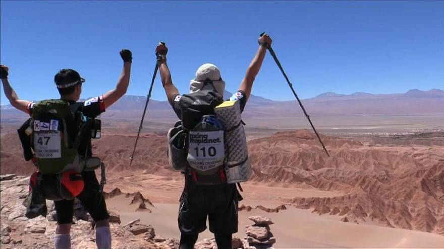 Hongkongi vezet az Atacama-crossingon