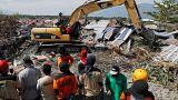 Endonezya'da depremde can kaybı bin 500'ü geçti