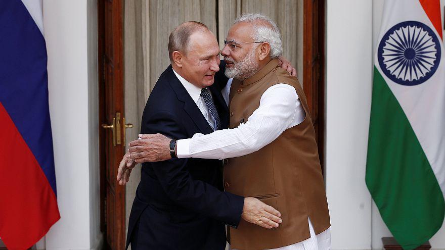 ABD tehdidine rağmen Rusya ile S-400 anlaşması imzalayan Hindistan: Dünya değişiyor
