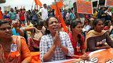 عشرات الفتيات الهنديات يتعرض للضرب لأنهن تقدمن بشكوى ضد التحرش الجنسي