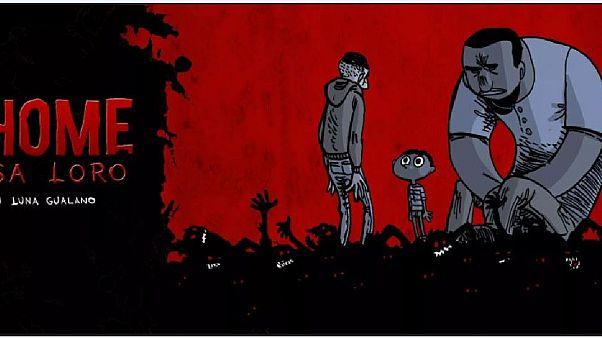 Italia: uno zombie movie un po' particolare