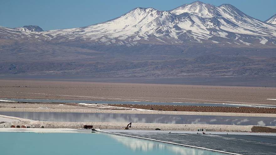 Atacama crossing : le hongkongais Ho Chung Wong en tête à mi-parcours