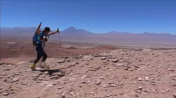 Atacama ultramaraton magyar résztvevővel