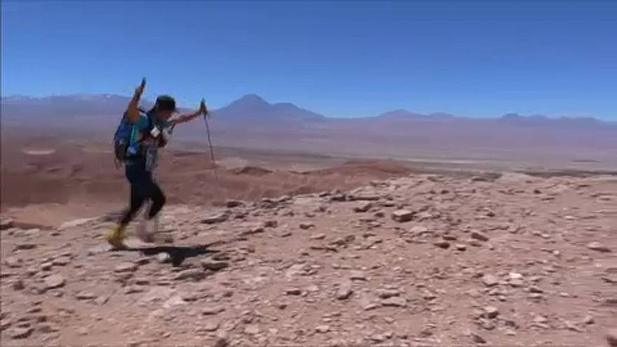 Chinese liegt bei Ultra-Marathon weit vorne