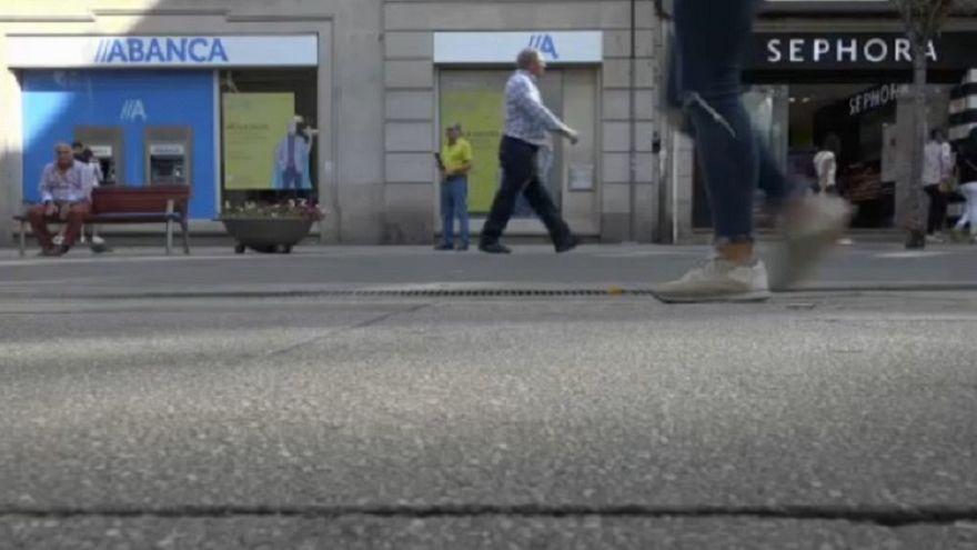 """""""Sétálóváros"""" Spanyolországban"""