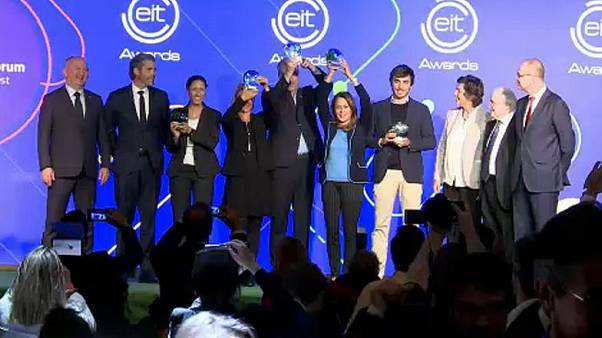 Europe's brighest inventors recognised at Innoveit Forum in Budapest