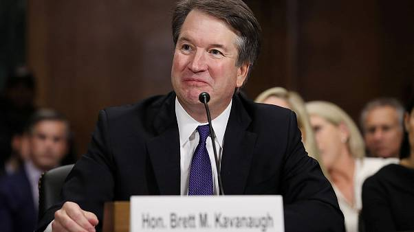 Trump's Supreme Court pick Brett Kavanaugh on track for lifetime job
