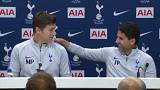 Watch: Spurs boss Pochettino's novel birthday tribute for assistant Perez