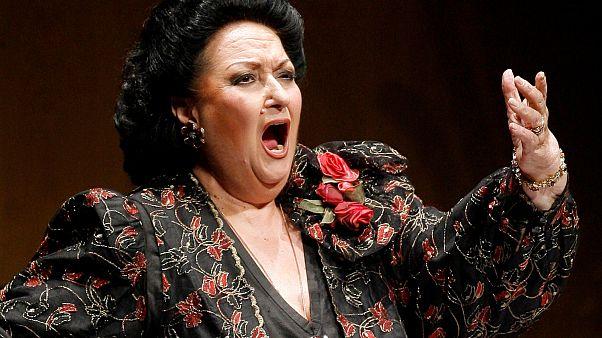 İspanyol opera sanatçısı Montserrat Caballe 85 yaşında hayatını kaybetti