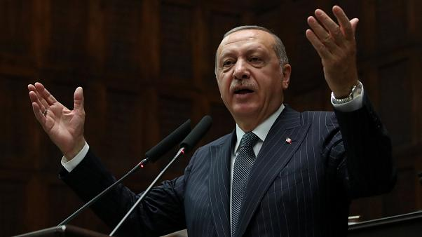 Erdoğan: ABD'li şirket McKinsey'den danışmanlık hizmeti almayacağız