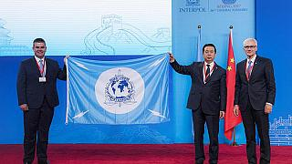 Interpol pede esclarecimentos à China