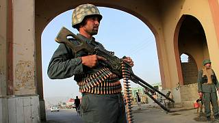 Ghazni city, Afghanistan