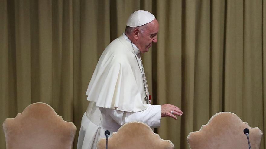 Papa'dan cinsel tacizde taviz yok mesajı: Kapsamlı soruşturma istedi