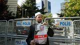 آغاز تحقیقات ترکیه برای یافتن روزنامهنگار منتقد عربستانی