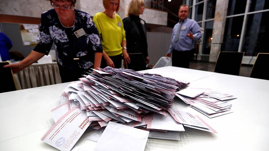 Ruling coalition loses its majority in Latvia's general election