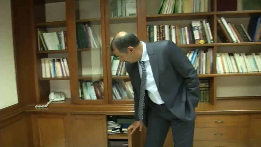 شاهد: السعودية تنفي وجود خاشقجي داخل قنصليتها باسطنبول