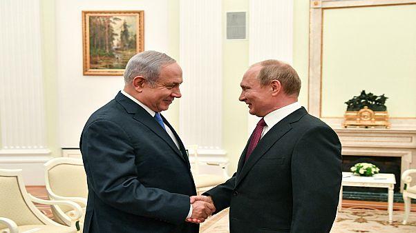 نتنياهو سيلتقي بوتين لبحث التنسيق الأمني في سوريا