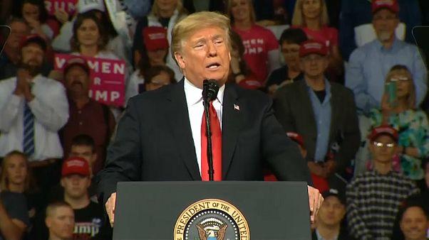 Trump celebra el nombramiento del Juez Kavanaugh