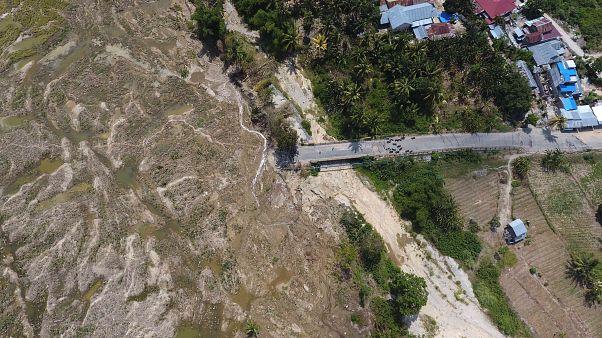 Indonésie : 5000 personnes sont portées disparues
