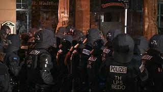 Allemagne : la police face à l'extrême droite