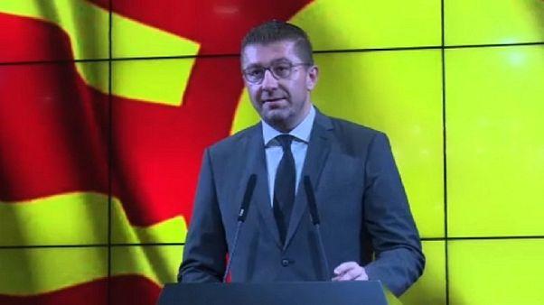 Μιτσικόσκι προς Ζάεφ: «Αποκήρυξε τις Πρέσπες και πάμε σε εκλογές»