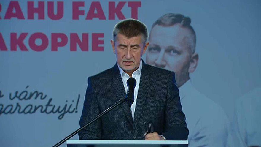 Cseh választások: az eredmény nem befolyásolja a kormánykoalíciót