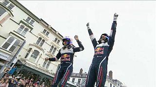 A világbajnok nyerte a Wales Rally-t