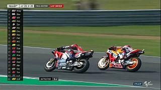 Marquez gewinnt in Thailand