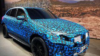 El coche eléctrico deslumbra en el Salón del Automóvil de París