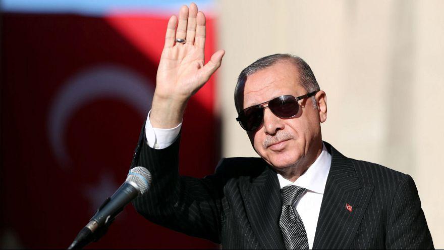 Эрдоган ждет результатов расследования