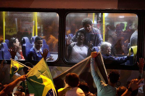 REUTERS/Ricardo Moraes