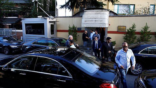 """Erdogan """"preocupado"""" com desaparecimento de jornalista saudita"""
