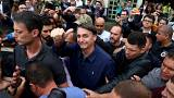 El ultraderechista Bolsonaro arrasa con el 46 % de los votos en primera vuelta