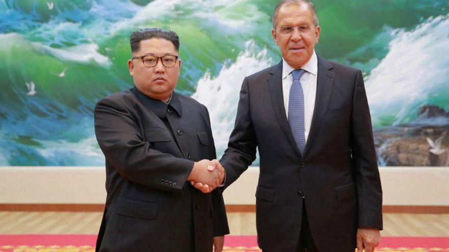 زعيم كوريا الشمالية إلى موسكو قريباً