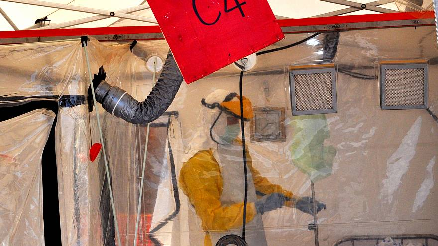 Kongo Demokratik Cumhuriyeti'nde ebola salgınında ölüm sayısı 78'e çıktı