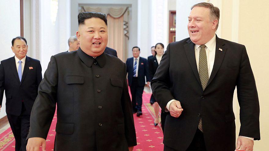 مايك بومبيو: بيونغ يانغ مستعدة للسماح لتفتيش مواقعها النووية