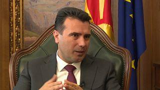 Nem aggódik a macedón miniszterelnök