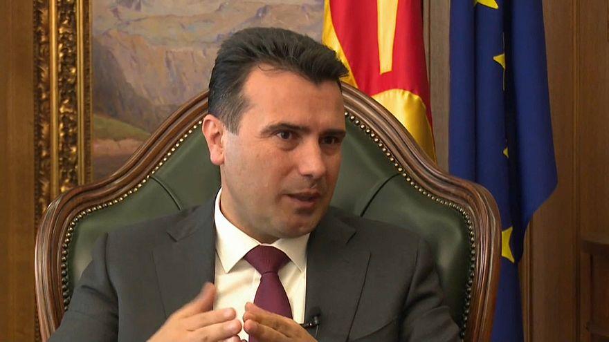 Zaev: Zur Namensänderung entschlossen