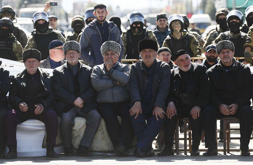 Голосование погранице сЧечней отменено из-за отсутствия кворума— Ингушетия