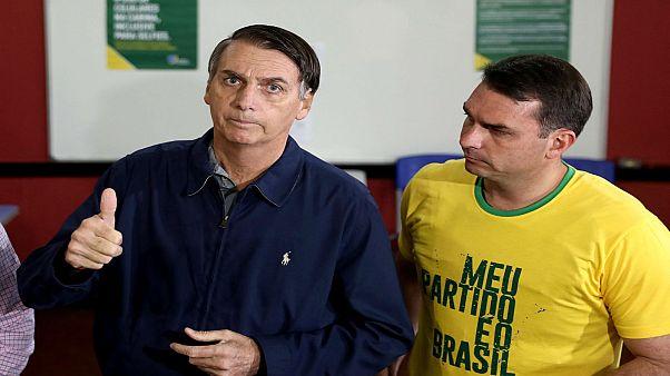 مرشح اليمين المتطرف يفوز في الجولة الأولى من الانتخابات الرئاسية البرازيلية