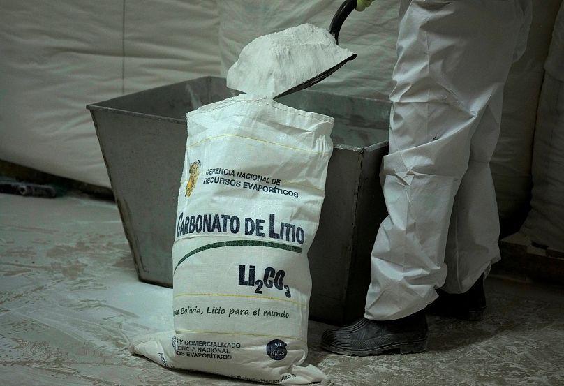 De la nacionalización a la industrialización de Bolivia, dice Evo