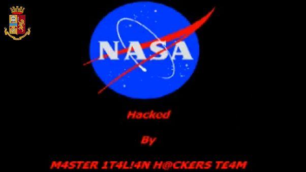 Italiano l'hacker che violò il sistema Nasa