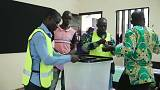 Législatives au Gabon : faible participation