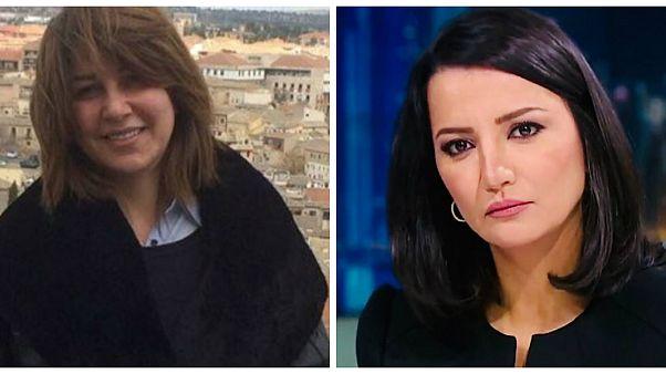 """""""اختفاء جمال خاشقجي"""" في مناوشة بين إعلاميتين من الجزيرة والعربية"""