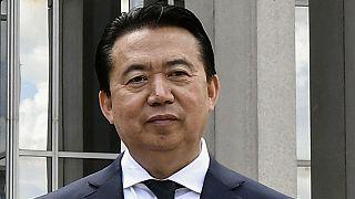 China acusa ex-presidente da Interpol de corrupção