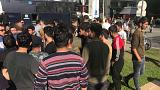 Migranten in Thessaloniki: Nehmt uns fest!