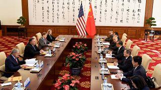 واشنطن لبكين: خلافاتنا جوهرية
