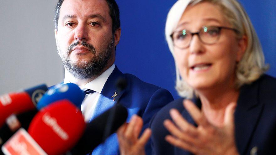 """Incontro Salvini-Le Pen: """"A maggio rivoluzione del buon senso"""""""